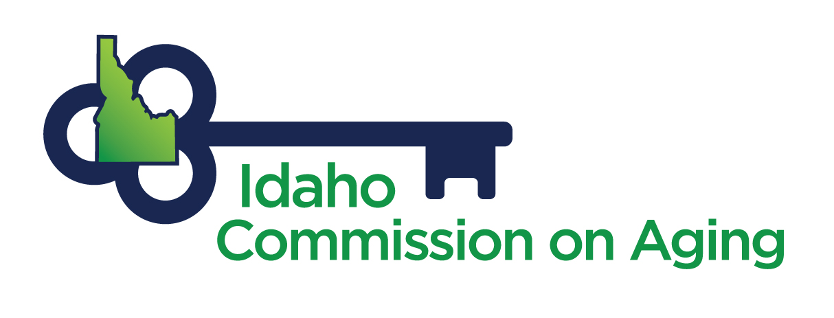 Idaho Commission on Aging logo