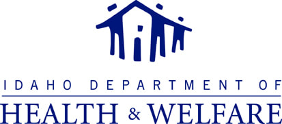 Department of Health and Welfare logo